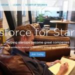 Salesforce запускает программу поддержки стартапов