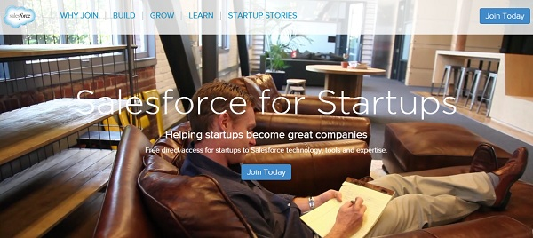 Salesforce for Startups
