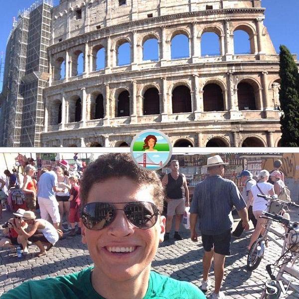Selfie Vista