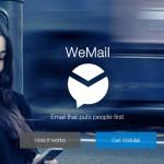 WeMail — почта в формате мессенджера