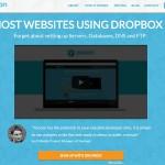 Yoozon — хостинг для сайтов на базе Dropbox