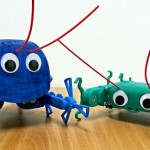 Дизайнеры создали роботов, напечатанных на 3D-принтере