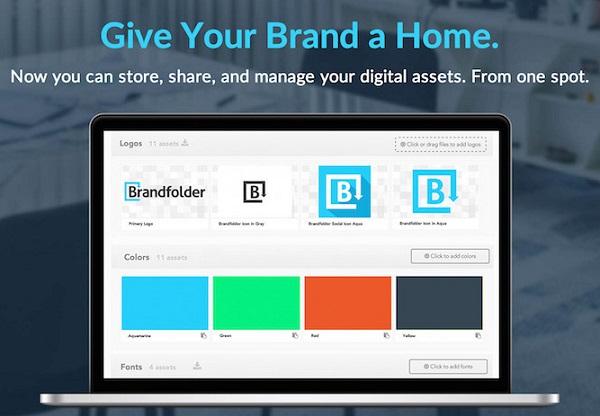 Brandfolders — управляйте брендбуком и фирменным стилем