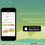 Мобильное приложение Hopper подскажет лучшее время для перелета