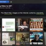 Imgur — конвертер видео в gif