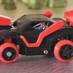 Компания 3DRacers печатает на 3D-принтере радиоуправляемые машинки