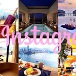 Отель можно забронировать через Instagram