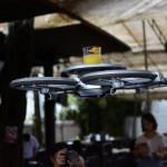 В Сингапуре дроны заменят официантов в ресторанах