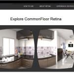 CommonFloor Retina – виртуальная реальность на службе риелторов
