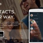 Drupe – управление избранными контактами