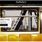 eBay начала сотрудничать с аукционами Sotheby's