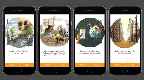 StoryCorps – тысячи историй и интервью от разных людей