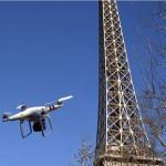 Квадрокоптеры станут летающей рекламой