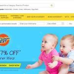 FirstCry – товары для детей из Индии