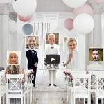 Виртуальная свадьба от IKEA
