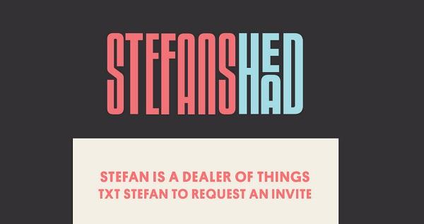 Stefan's Head