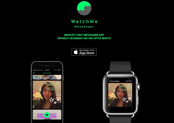 WatchMe Messenger