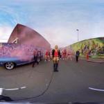 Intel создала 360-градусный музыкальный клип