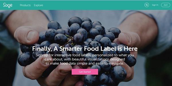 Стартапы.ру » Sage – «умные» этикетки для продуктов