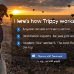 Trippy  — Q&A-сервис для путешественников