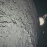 На сайте APOD представлены снимки из космоса