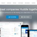 Huddle: облачное хранилище для крупных компаний