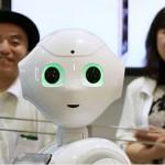 Pepper – робот с человеческими эмоциями