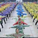 Танцуй как китайские бабушки