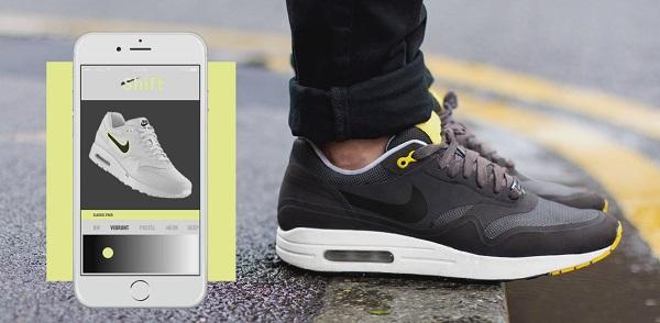 Shift Sneaker