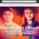 SoundCloud: сервис для обмена музыкой