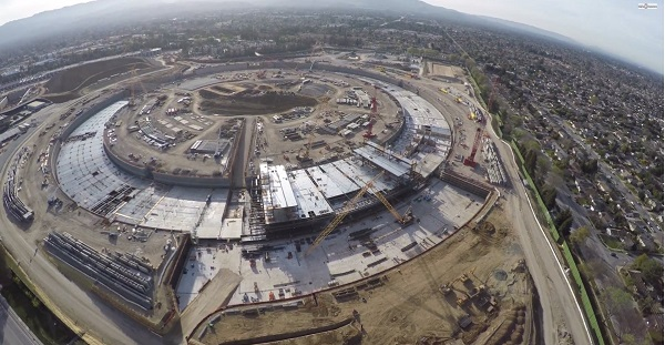 Apple new campus