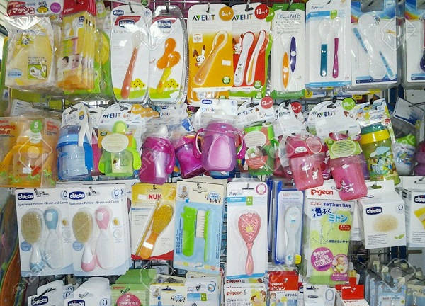 Baby Product Sales