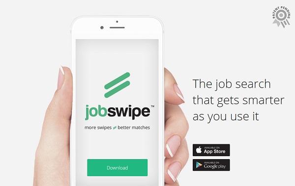 Мобильная версия  системы для поиска работы