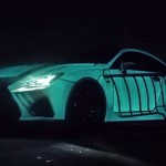 Lexus создал машину, фиксирующую сердцебиение