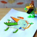 3D-принтер напечатает игрушку по детскому рисунку