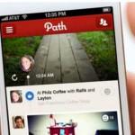Path – геосоциальный проект – был создан сотрудниками Apple