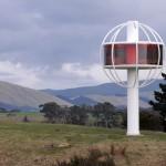 Skysphere – домик на дереве с встроенным Wi-Fi