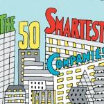 25 самых технологичных компаний мира
