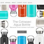 Cotopaxi продает верхнюю одежду с «гуманитарным оттенком»