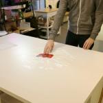 Всего лишь скромный стол поможет создать дом будущего