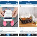 Instagram позволит продвигать iOS и Android приложения