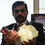 3D печать искусственного сердца