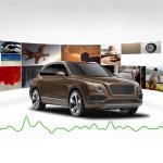 Онлайн-конструктор Bentley на основе ваших эмоций