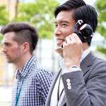 Телефон-робот от японцев