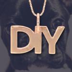 Простая 3D печать брелков и кулонов от Shapeways