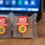 Жевательный кофе — вкусно и удобно — Go Cubes