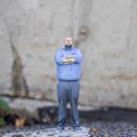 3D модель человека — бизнес для торговых центров