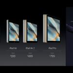 Дата выхода Apple iPad Pro назначена на 11 ноября