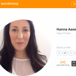 Wonderloop — сделай свою видео-визитку
