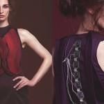Kimbow  — платье, меняющее цвет в зависимости от эмоций